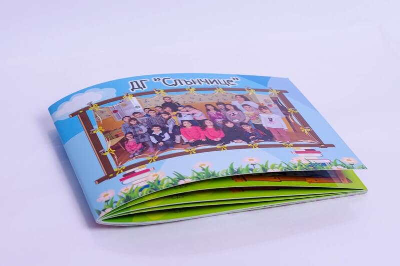 Евтини фотоалбуми за училища и детски градини