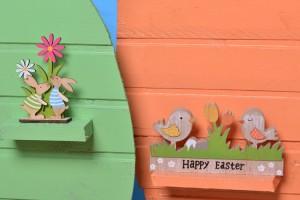 Великденски декори част от фотостудио Варна
