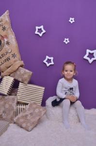 Семейна коледна фотосесия от фотостудио варна